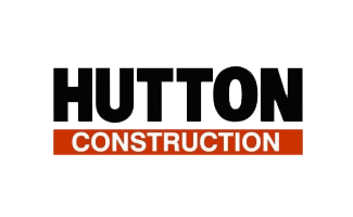 Hutton Construction Logo
